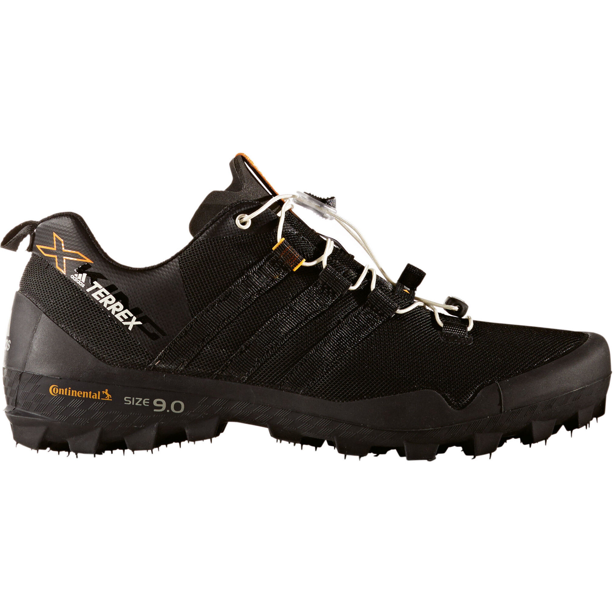 adidas TERREX Xking Shoes Herren core blackcore blackchalk white