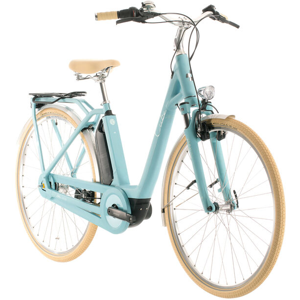 Cube Ella Cruise Hybrid 500 Easy Entry blue/blue