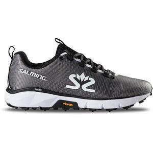 Salming iSpike Shoes Men grey/black grey/black