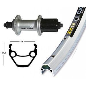 Exal ZX 19 Hinterrad 28x1.75 Alivio 430 8-fach bei fahrrad.de Online