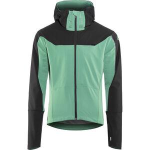 ION Traze Select Hybrid Jacket Herren sea green sea green