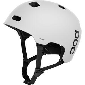 POC Crane Helmet matt white bei fahrrad.de Online