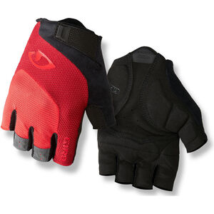 Giro Bravo Gel Gloves bright red bright red