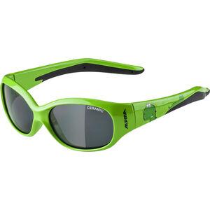 Alpina Flexxy Glasses Kids green dino
