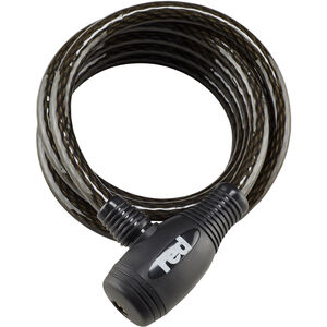 Red Cycling Products High Secure Cable Lock schwarz bei fahrrad.de Online