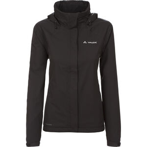 VAUDE Escape Bike Light Jacket Damen black black
