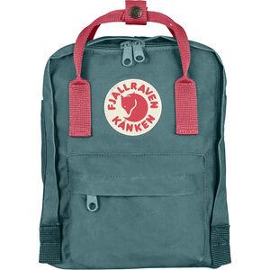 Fjällräven Kånken Mini Backpack Kinder frost green/peach pink frost green/peach pink