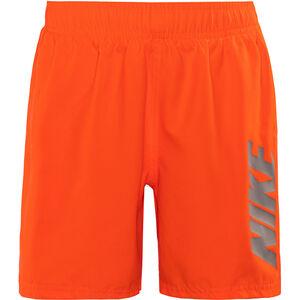 "Nike Swim Volley Shorts Boys 4"" Hyper Crimson"