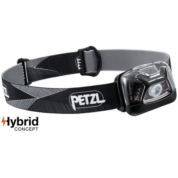 Petzl Tikka Stirnlampe black