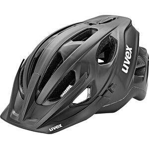 UVEX adige cc Helmet LTD black black