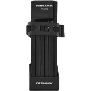 Trelock FS 200 TWO.GO L Faltschloss 100 cm schwarz schwarz