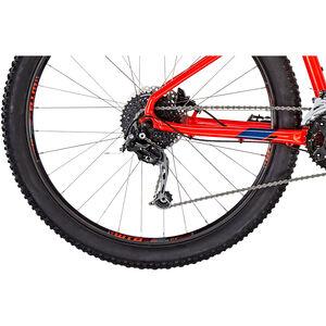 "GT Bicycles Avalanche Comp 27,5"" gloss red/black/deep navy bei fahrrad.de Online"
