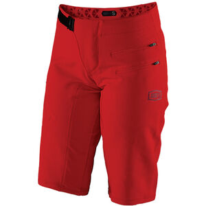 100% Airmatic Shorts Damen red red