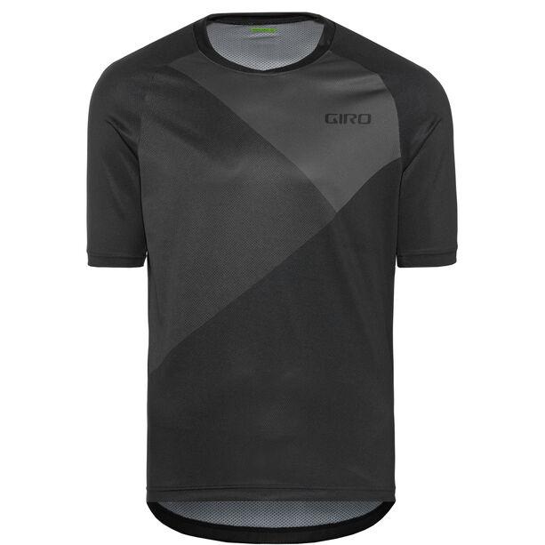 Giro Roust MTB Jersey Herren black/charcoal shadow