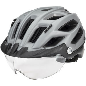 KED Covis Lite Helmet grey black matt grey black matt