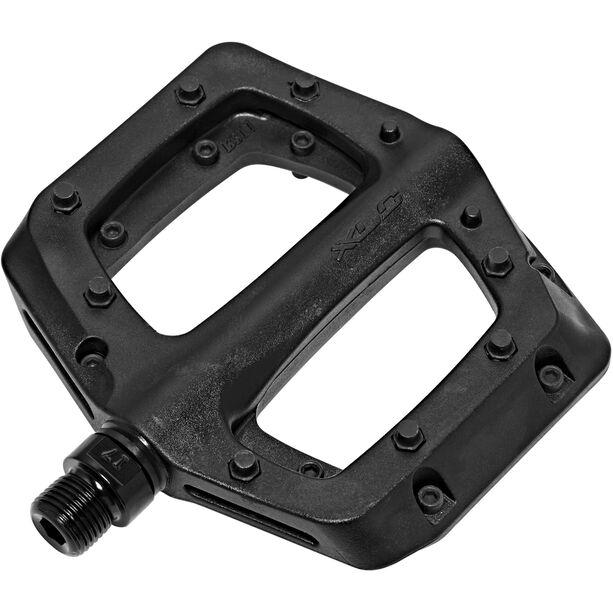 XLC PD-M23 Plattform-Pedal schwarz/schwarz