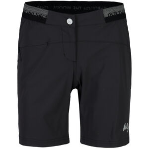 Maloja NettaM. Multisport Shorts Damen moonless moonless