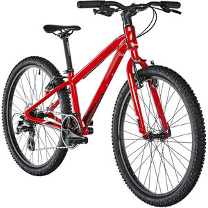 "ORBEA MX Dirt 24"" Kinder red/white red/white"