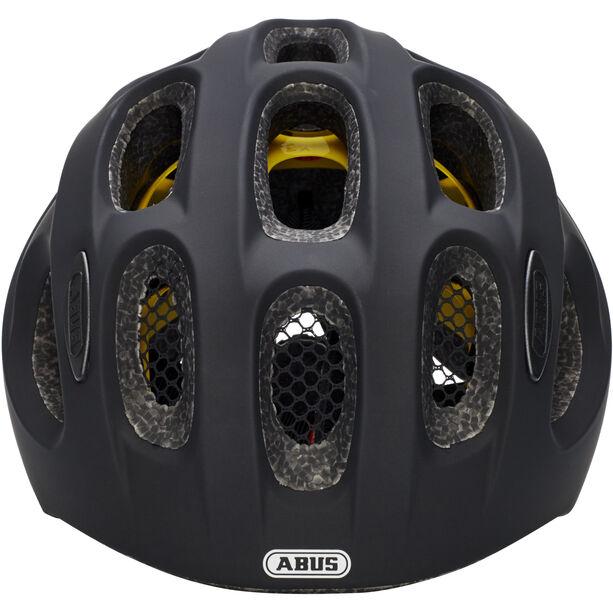 ABUS Youn-I MIPS Helmet Kinder velvet black