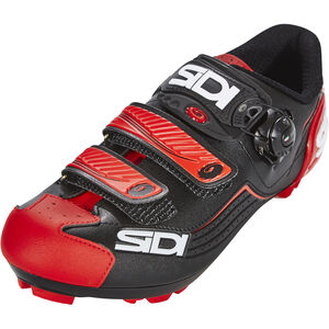 Sidi Trace Shoes Herren black/red black/red