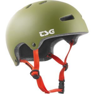 TSG Superlight Solid Color II Helmet satin olive satin olive