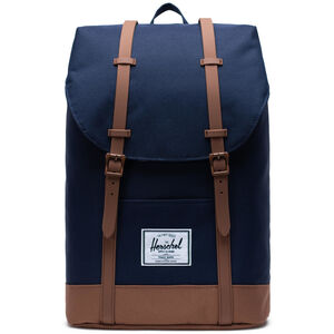 Herschel Retreat Backpack 19,5l peacoat/saddle brown peacoat/saddle brown