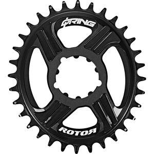 Rotor Q-Ring MTB Direct Mount Kettenblatt SRAM GXP schwarz schwarz