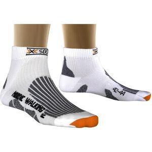 X-Socks Nordic Walking Short Socks Men White