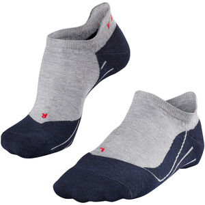 Falke RU4 Invisible Running Socks Herren light grey light grey