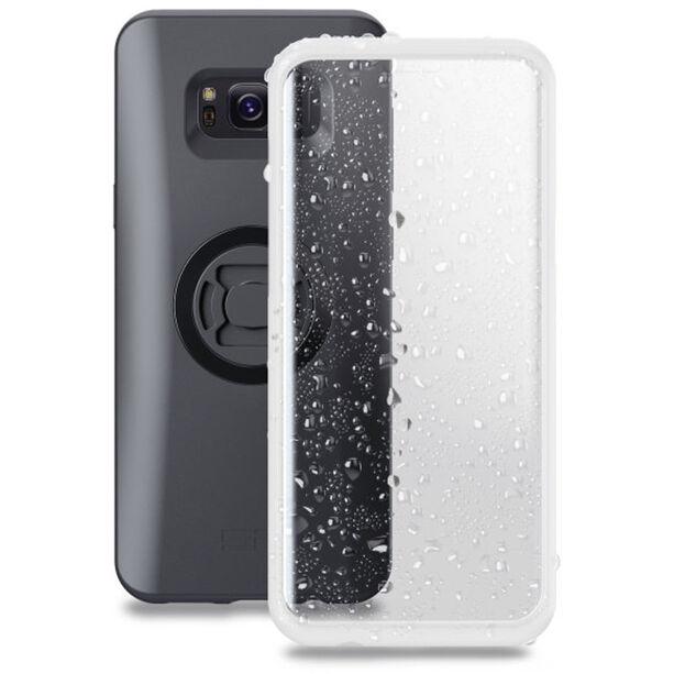SP Connect Weather Cover S9+/S8+ schwarz-transparent