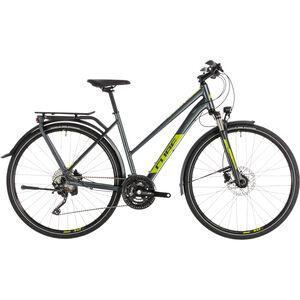 Cube Kathmandu EXC Trapez Iridium'n'Green bei fahrrad.de Online