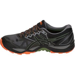 asics Gel-Fujitrabuco 6 G-TX Shoes Men Carbon/Black bei fahrrad.de Online