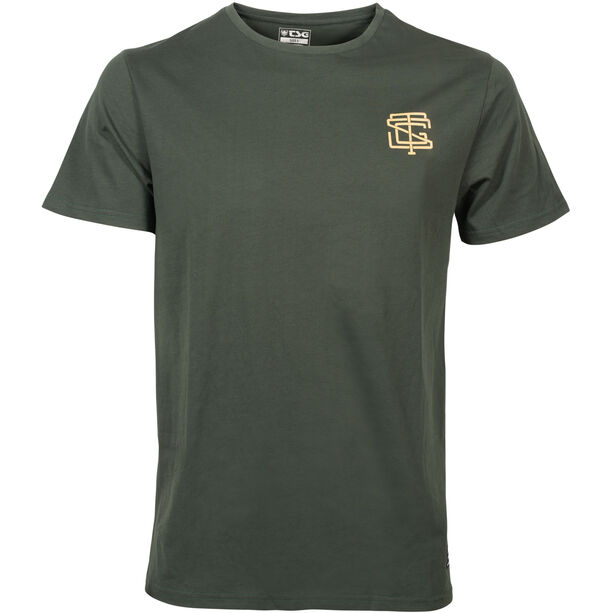 TSG Monogram T-Shirt Herren marsh