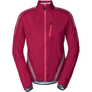 VAUDE Luminum Performance Jacket Damen crimson red crimson red