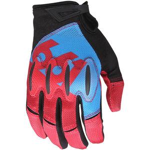 SixSixOne EVO II Handschuhe blue/red