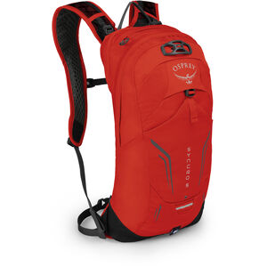 Osprey Syncro 5 Backpack Herren firebelly red firebelly red