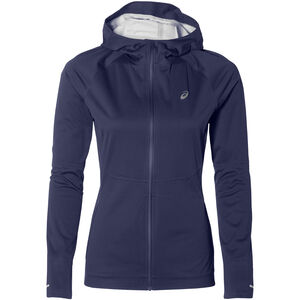 asics Accelerate Jacket Damen indigo blue indigo blue