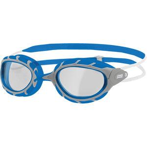 Zoggs Predator Grey/Blue/Clear bei fahrrad.de Online