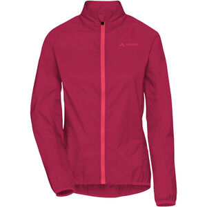 VAUDE Air III Jacket Damen crimson red crimson red
