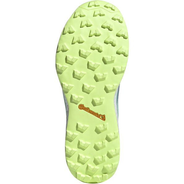 adidas TERREX Agravic XT GTX Schuhe Damen ash grey/hi-res yellow/clear mint