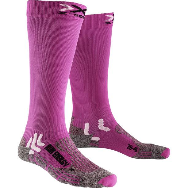 X-Socks Run Energizer Socks Damen pink