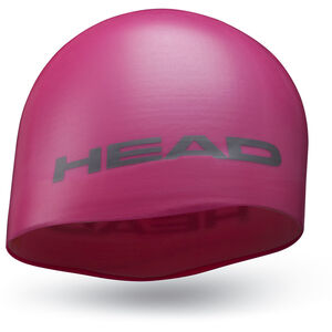 Head Silicone Moulded Cap pink pink