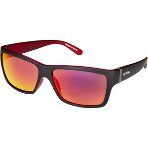 Alpina Kacey Glasses black matt-red black matt-red