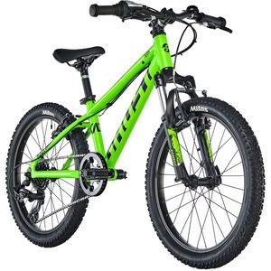 "Ghost Kato 2.0 AL 20"" Kids riot green/jet black bei fahrrad.de Online"