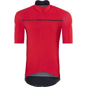 Castelli Gabba 3 Shortsleeve Jersey Herren red red