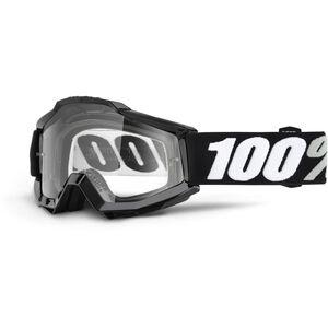 100% Accuri OTG Anti Fog Clear Goggles tornado tornado