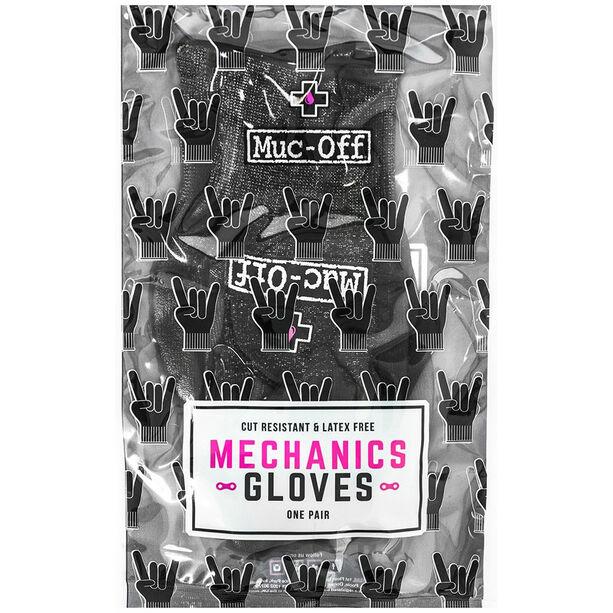 Muc-Off Mechanics Gloves black