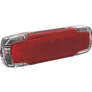 Busch + Müller Toplight 2C LED Rücklicht 50+80mm schwarz/rot schwarz/rot
