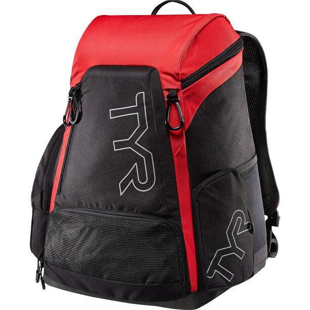 TYR Alliance 30l Backpack black/red