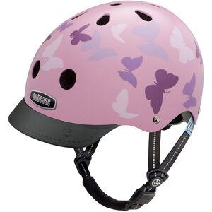 Nutcase Little Nutty Street Helmet Kinder flutterby flutterby
